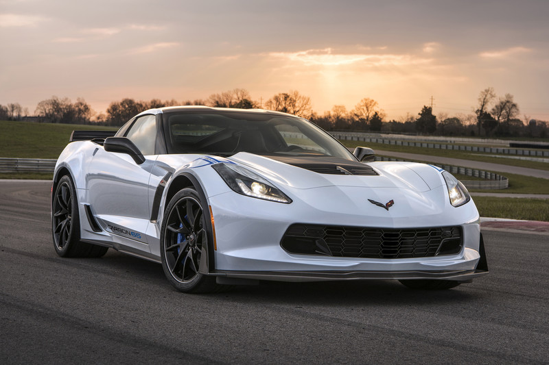 Gelimiteerd: Chevrolet Corvette Carbon 65 Edition