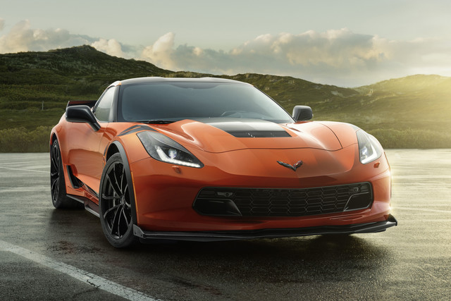Chevrolet Corvette Final Edition