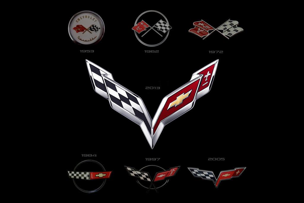 Nieuw Logo Kondigt Debuut Chevrolet Corvette 7 Aan Autonieuws