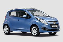 Chevrolet Spark Bubble Edition