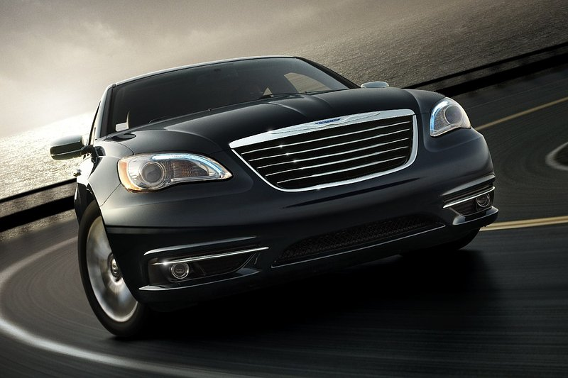 Chrysler Sebring wordt 200