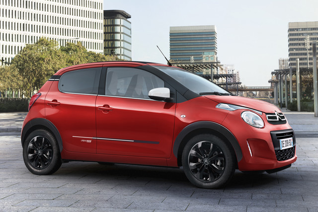 Citroën Private Lease met tanktegoed