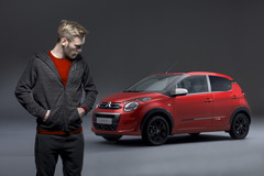 Citroën C1 2019 - Urban Ride met mens