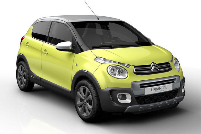 Citroën C1 Urban Ride Concept