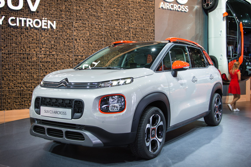 citroen c3 aircross driving fun forum. Black Bedroom Furniture Sets. Home Design Ideas