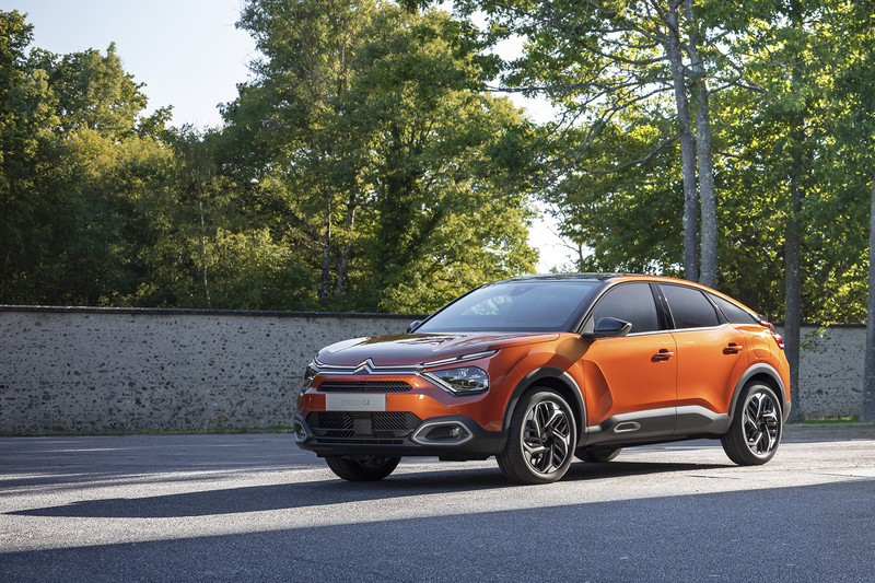 Citroën C4 Launch Edition