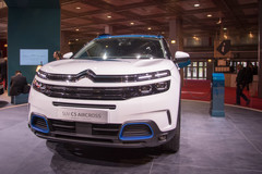 Autosalon Parijs 2018 - Citroën C5 Aircross Plug-in Hybrid