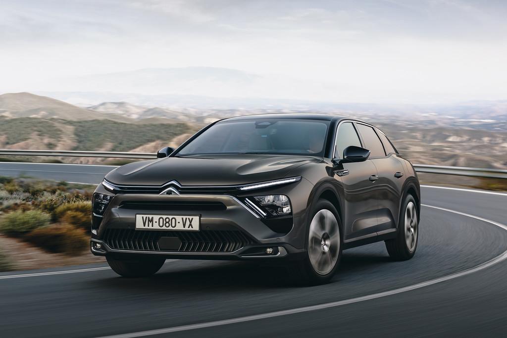 De Citroën C5 X: het nieuwe vlaggenschip