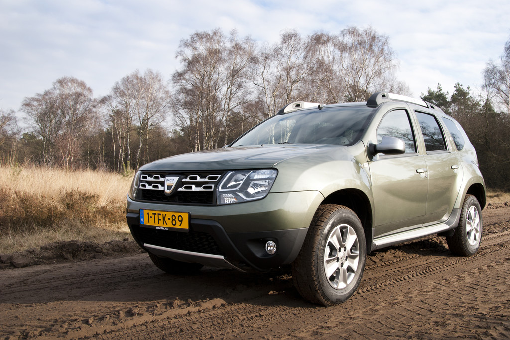 dacia duster tce 125 fotoreportages. Black Bedroom Furniture Sets. Home Design Ideas