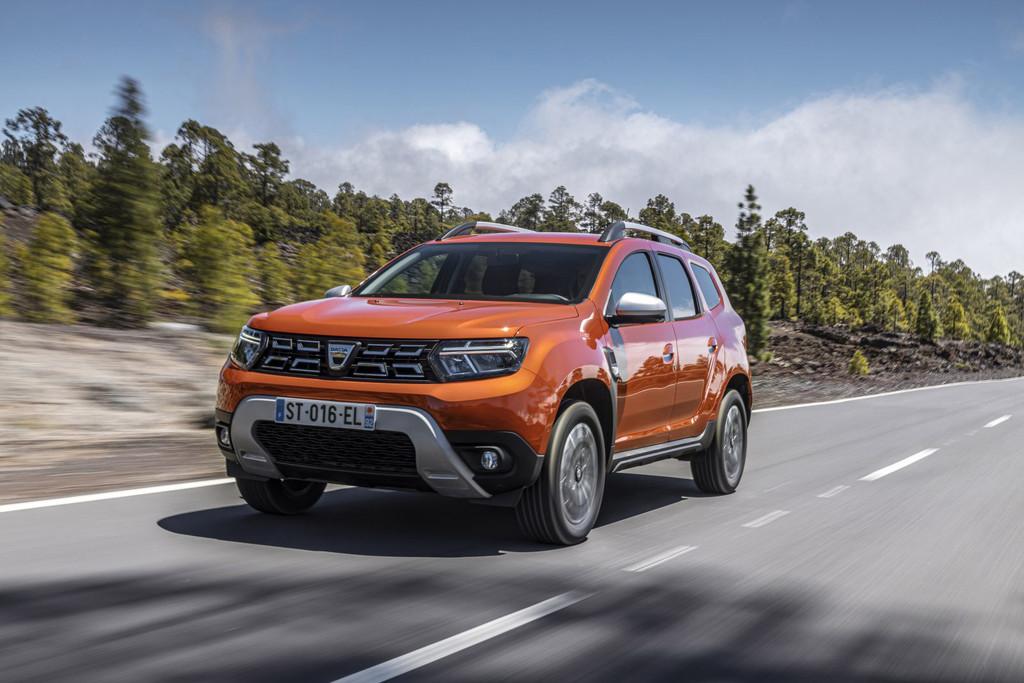Vernieuwde Dacia Duster al vanaf 18.890 euro
