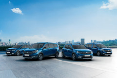 Dacia Sandero, Dokker, Lodgy en Logan MCV Stepway 2018 - Limited editions