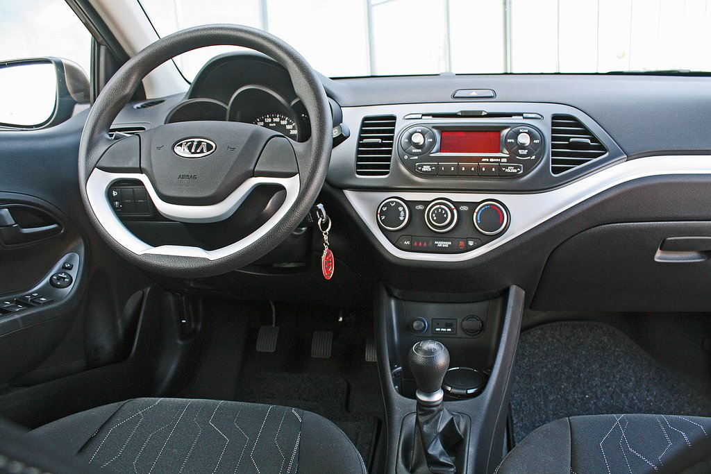 Test kia picanto 2011 for Auto interieur vernieuwen