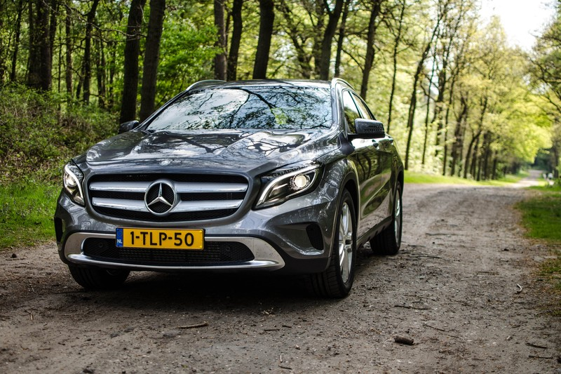 Test Mercedes Benz Gla 2014 Autokopen Nl