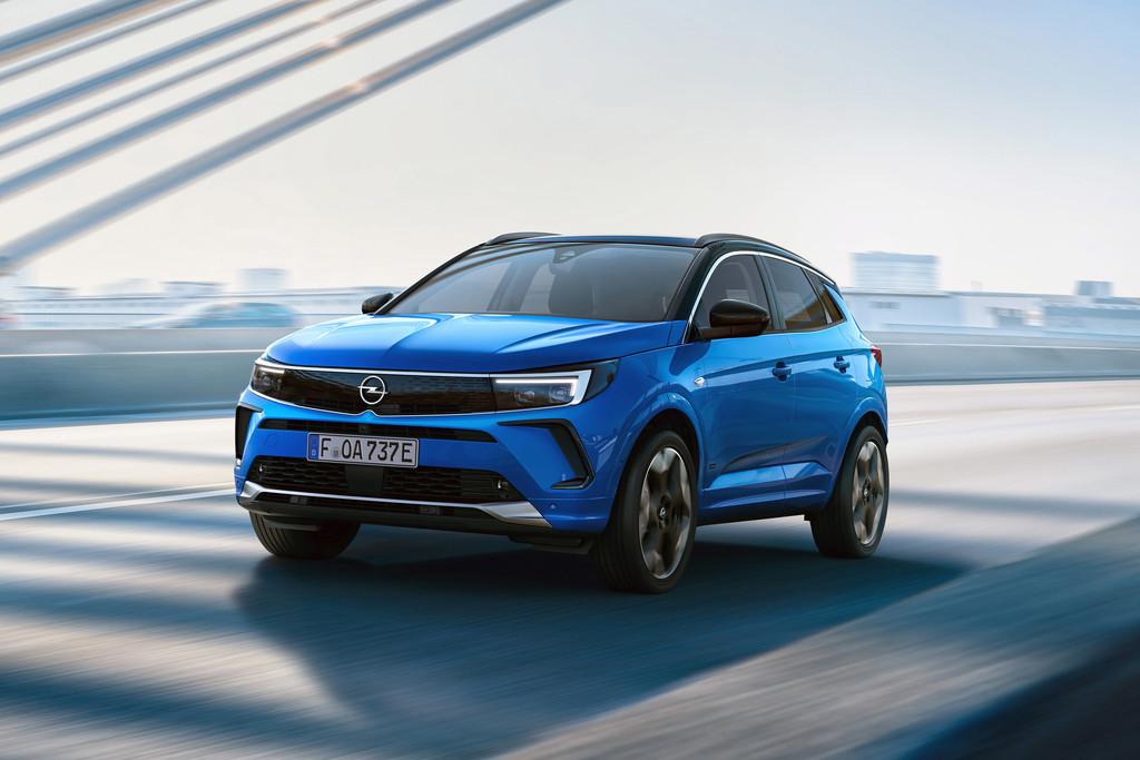 Opel presenteert de nieuwe Grandland