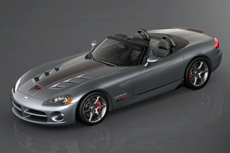 Final Edition luidt einde Dodge Viper in