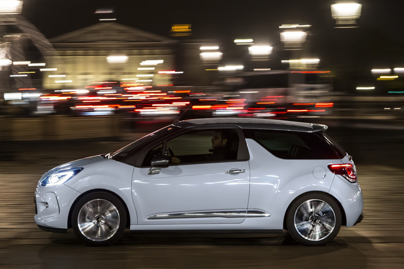 DS 3 private lease 399 euro per maand