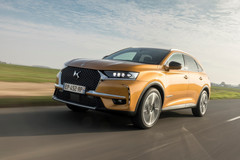 DS DS 7 Crossback 2017