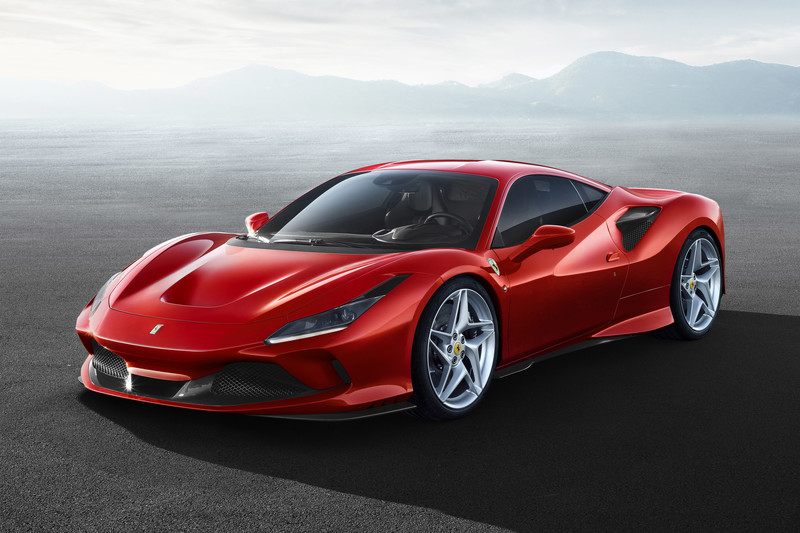 Ferrari transformeert 488 GTB in F8 Tributo