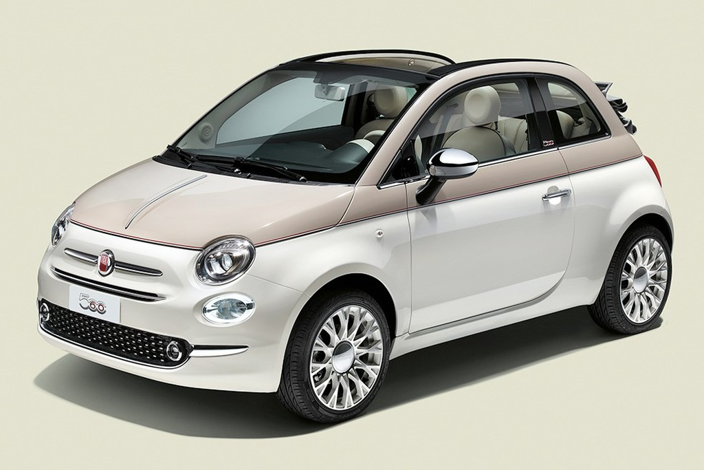 Sessantesimo Viert 60 Jaar Fiat 500 Autonieuws Autokopen Nl