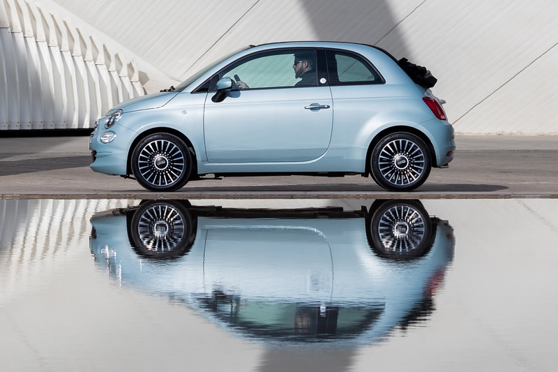 Actietarieven Fiat 500 private lease