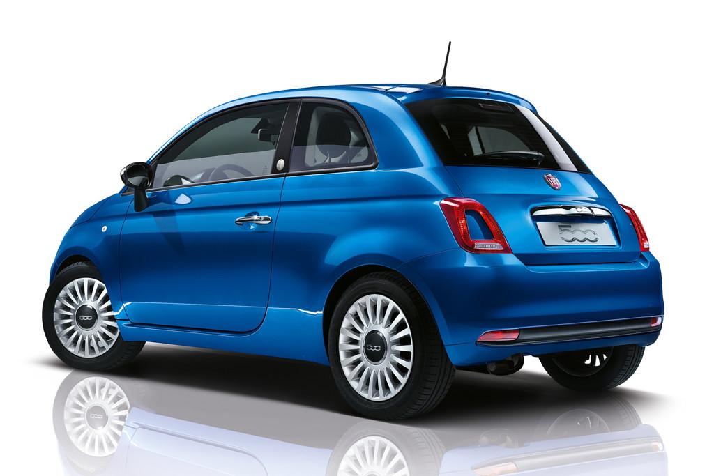 Modeljaar 2017 Fiat 500 Wordt Ingeluid Met Mirror Uitvoering