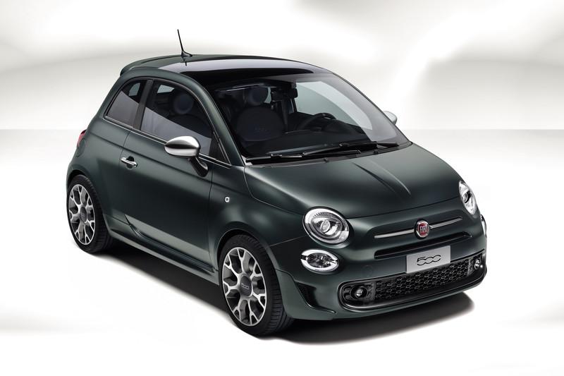 Star en Rockstar nieuwe uitvoeringen Fiat 500