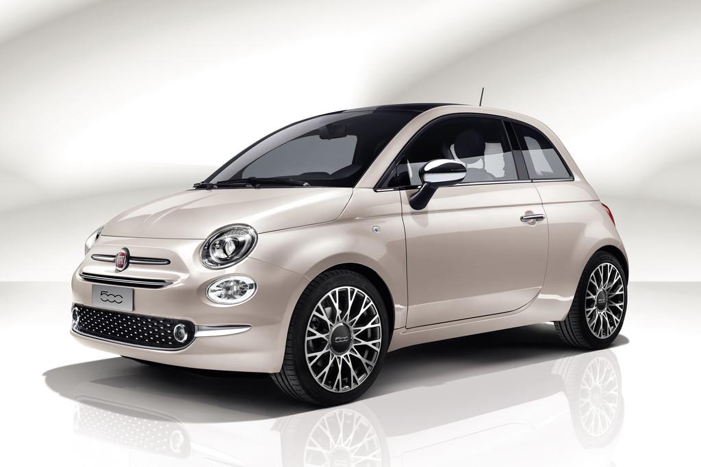Nieuws Fiat 500 Nieuwe Uitvoeringen Star En Rockstar Autokopen Nl
