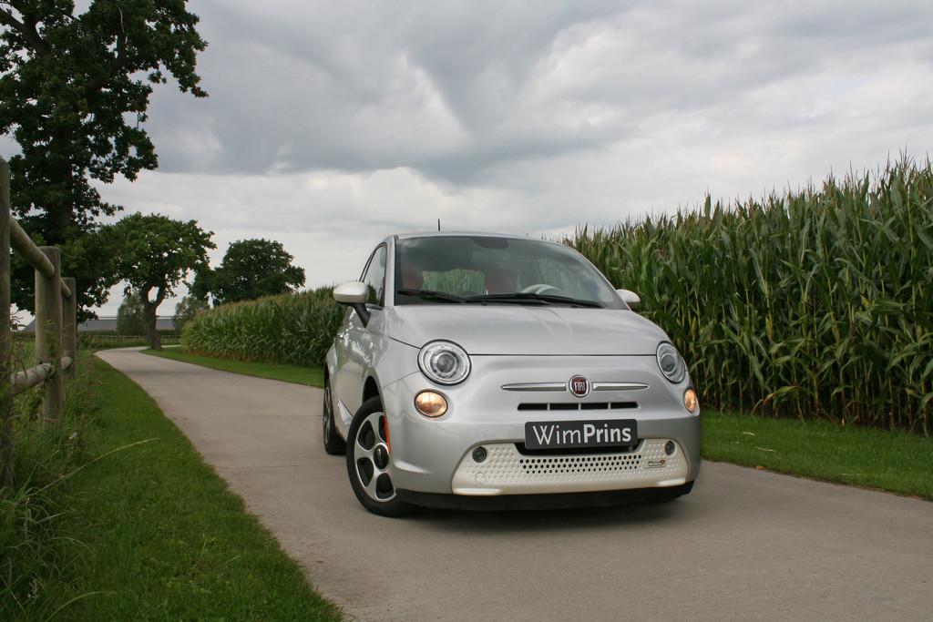 Test Fiat 500e Elektrisch Rijtest En Foto S Autokopen Nl