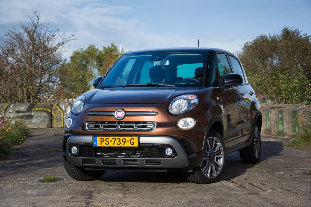 Test Fiat 500l Cross 2017 Autotest Fotos Autokopennl