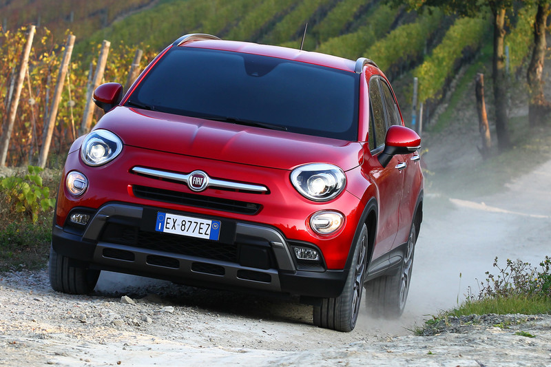 fiat 500x vanaf net geen euro autonieuws. Black Bedroom Furniture Sets. Home Design Ideas