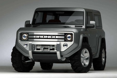 Ford Bronco Concept (2004)