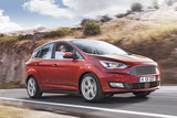 Ford C-Max Technology Pack voordeel
