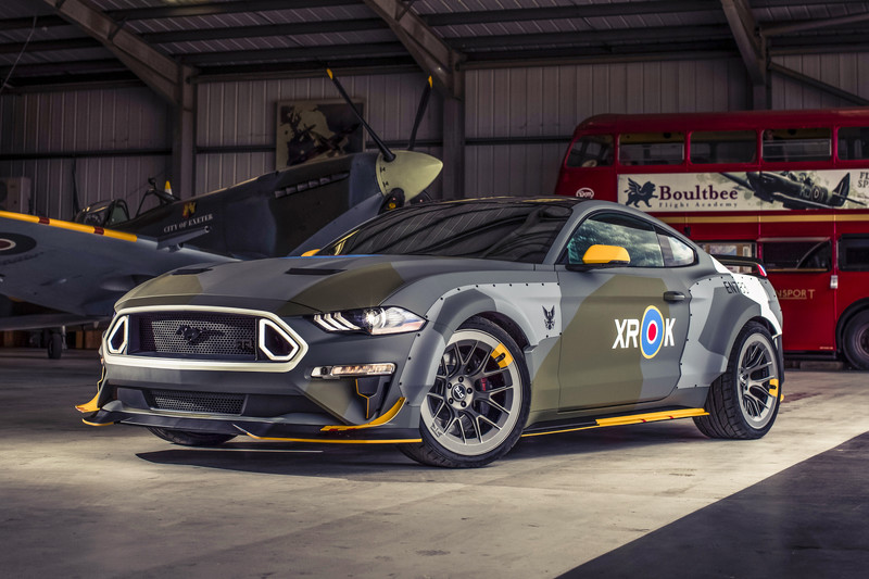 Ford Dealers In Ga >> Ford Eagle Squadron Mustang GT kan bijna vliegen ...
