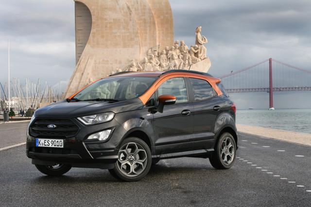 Test Ford Ecosport 2018 Review En Foto S Autokopen Nl