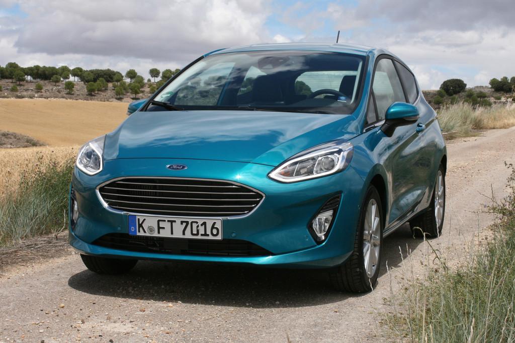 Eerste Meters Met De Ford Fiesta Autonieuws Autokopen Nl
