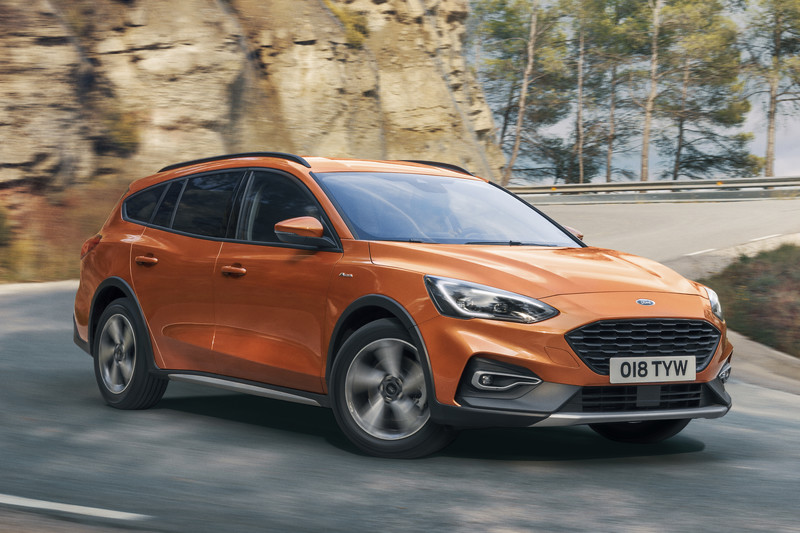 Ford Focus Active 'crossover' ook als Wagon