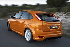 Ford Focus ST 2008 schuinachter