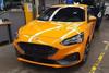 Nieuwe Ford Focus ST duikt op