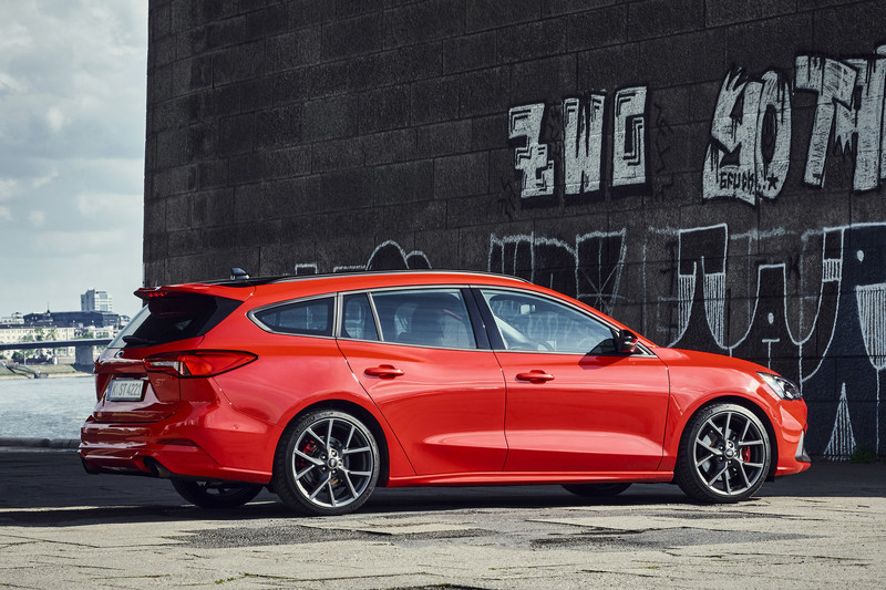 Ford Focus ST komt ook als Wagon