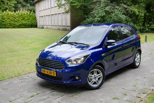 ford ka plus automaat