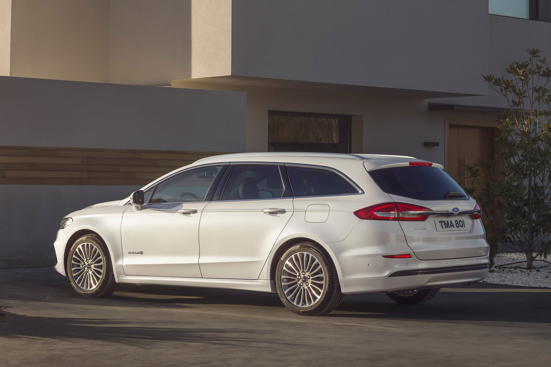 ford mondeo sw st line 2019