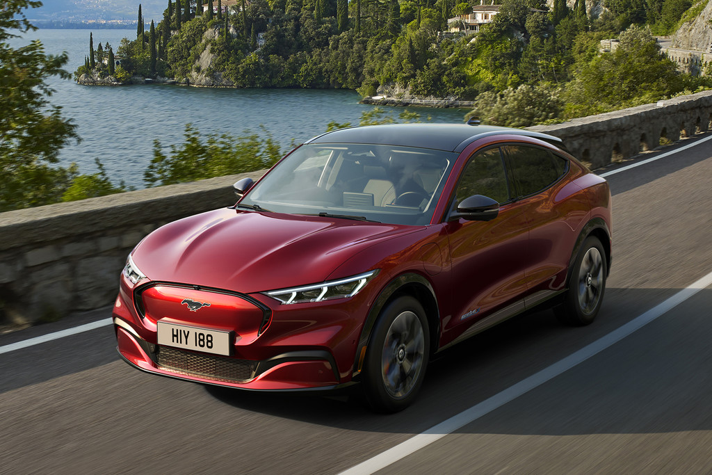 Ford Mustang Mach-E: transformatie van een modelnaam