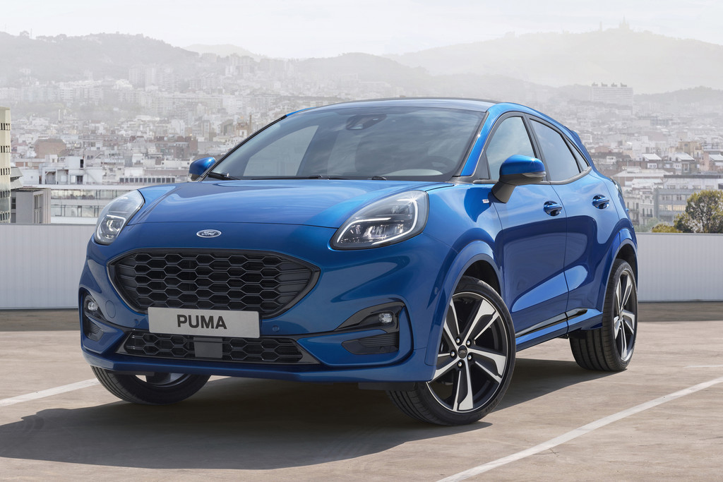 Nieuws: Ford Puma is terug | Autokopen.nl
