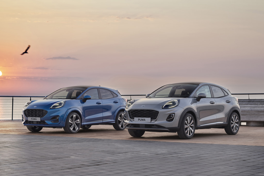 Nieuws: Ford Puma: prijzen en uitvoeringen | Autokopen.nl