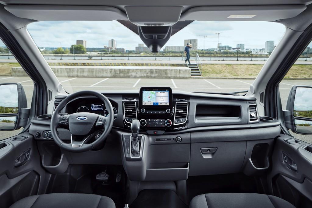nieuws ford transit  op veel punten vernieuwd autokopennl