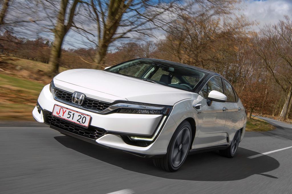 Honda Clarity Fuel Cell Heeft Actieradius Van 650 Km Autonieuws