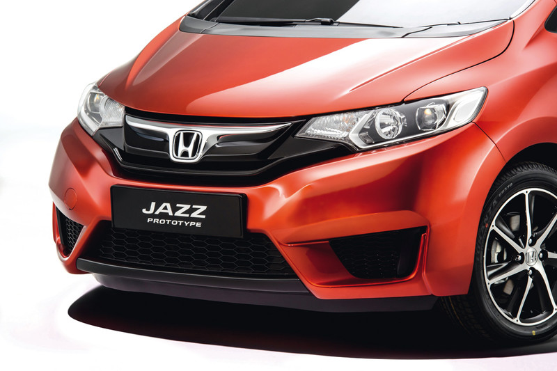 nieuwe honda jazz hybrid komt in 2016 autonieuws. Black Bedroom Furniture Sets. Home Design Ideas