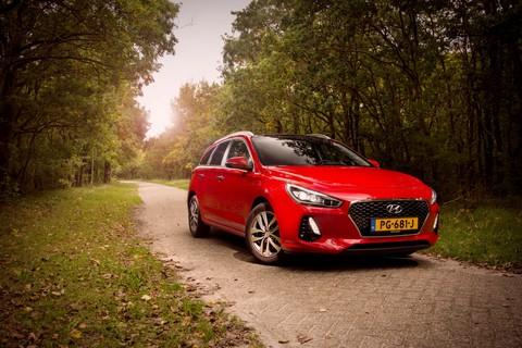 Hyundai i30 Wagon: ruimte voor complimenten