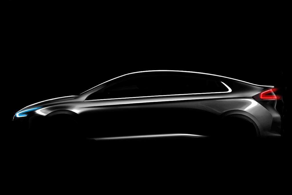 Hyundai Ioniq Is Hybride Plug In Hybride En Elektrische Auto