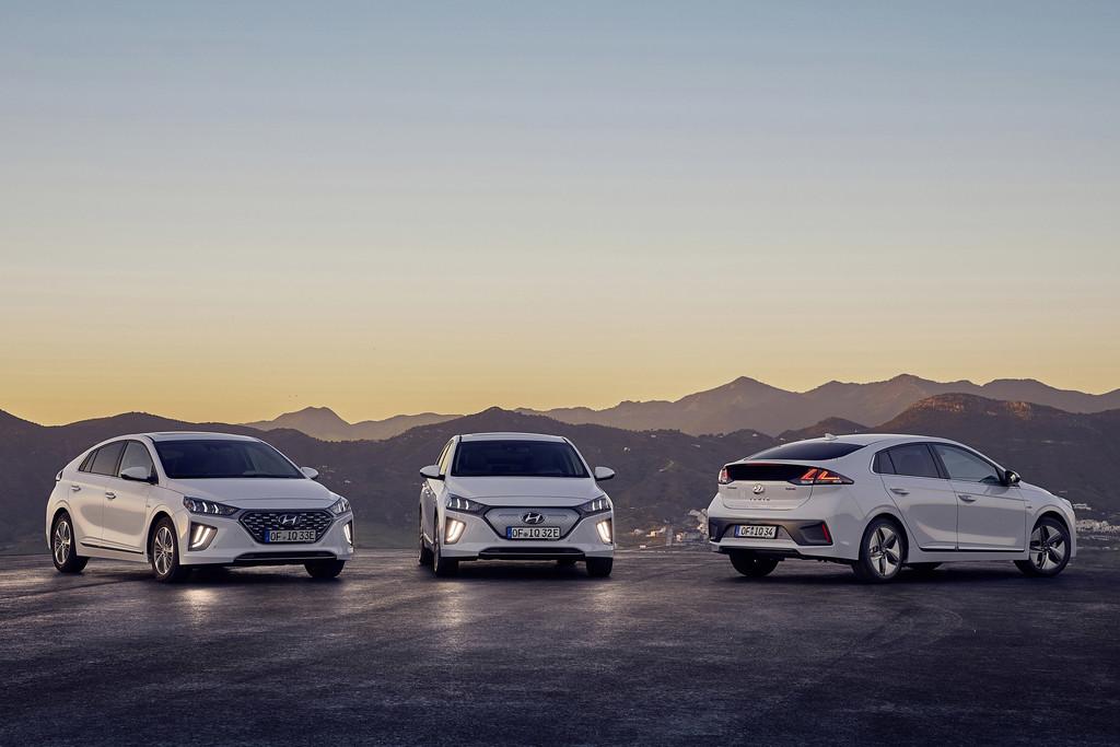 Prijzen vernieuwde Hyundai Ioniq vanaf 27.995 euro